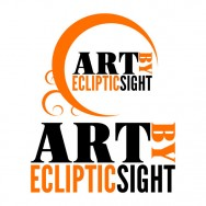 Art By Ecliptic Sight Logo Design