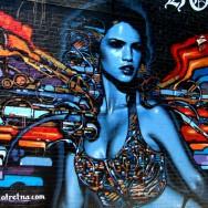 RETNA Graffiti