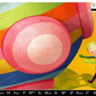 Beautiful Gaia Katamari 09 Desktop