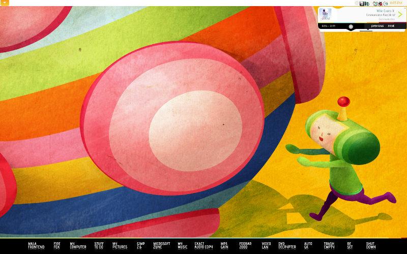 Beautiful Gaia Katamari 09 Desktop